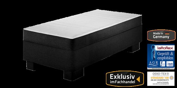 Lattoflex Bett AGR Gütesiegel Ökotex Lattoflex Unterfederung 300 200 900